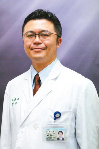 台大醫院雲林分院骨科部、外傷中心主任林鎮江,傳授在家不出門也能緩解疼痛的小訣竅。 圖/院方提供