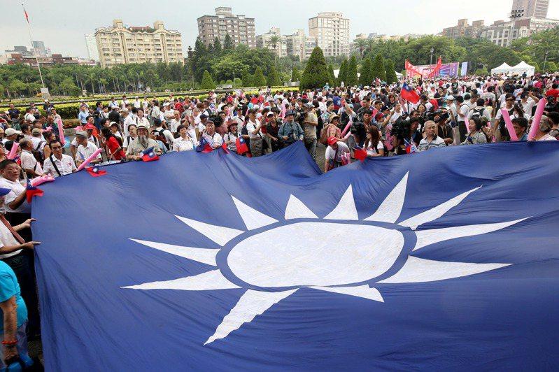 國民黨改革委員會「組織改革組」昨天召開第五次會議,爆發激烈口角衝突。 圖/聯合報系資料照片