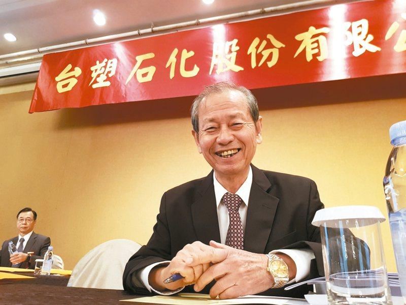 台塑化董事長陳寶郎