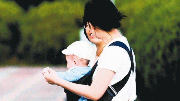 多位立委提案修法延長婦女產假周數。 本報資料照片