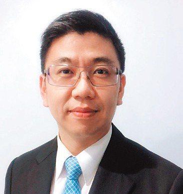 國泰證期顧問處經理蔡明翰。圖/國泰證期提供
