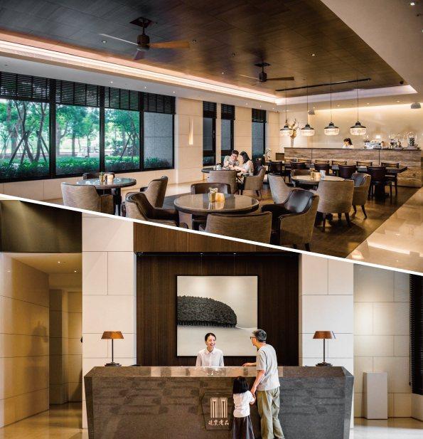 真豪宅規劃,是青埔高鐵特區首創英式皇家級物管服務。
