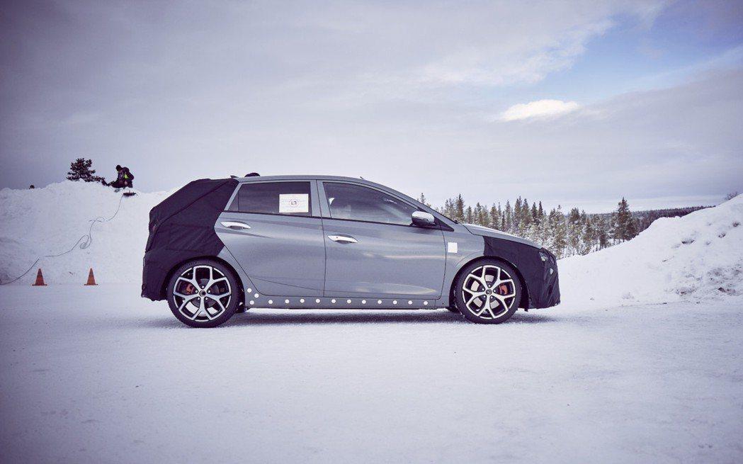 全新Hyundai i20 N將會是品牌最新的性能N系列。 摘自Hyundai