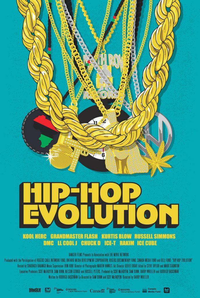 如果想了解嘻哈樂史與重要人物代表,絕對不能錯過2016年由HBO加拿大發行的嘻哈...
