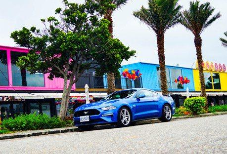 與Ford Mustang GT來一場遠離塵囂的壯遊!(上)
