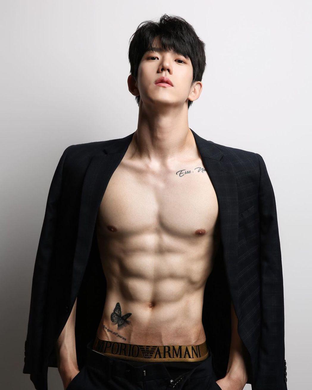 South Club鼓手李東漌。圖/擷自IG
