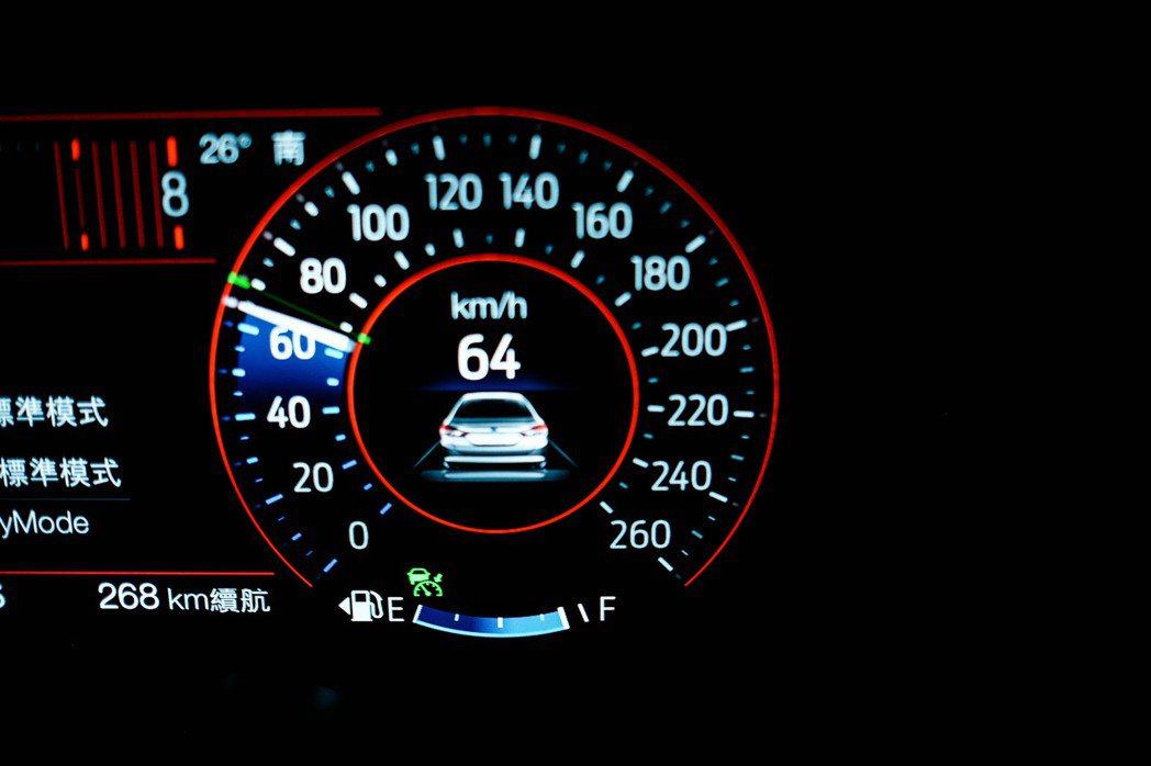 Mustang GT搭載Co-Pilot 360 Technology,能夠輕鬆...
