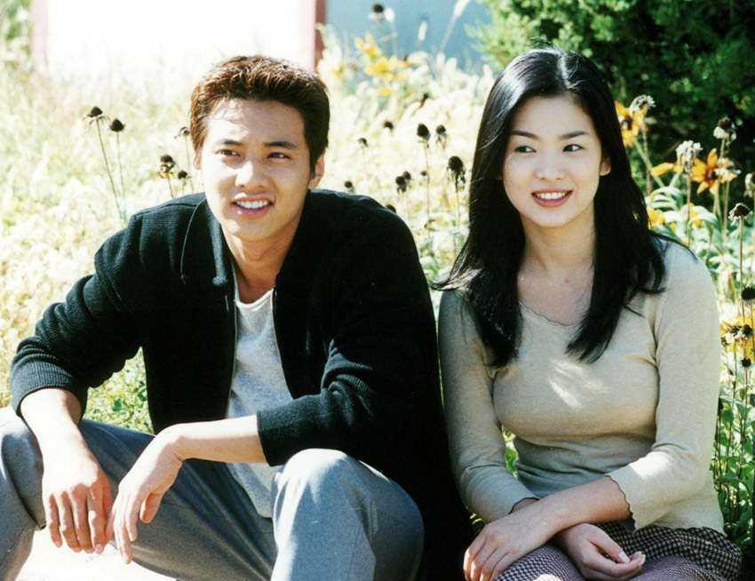 元斌當年與宋慧喬演出「藍色生死戀」收獲一大票粉絲。圖/擷自微博