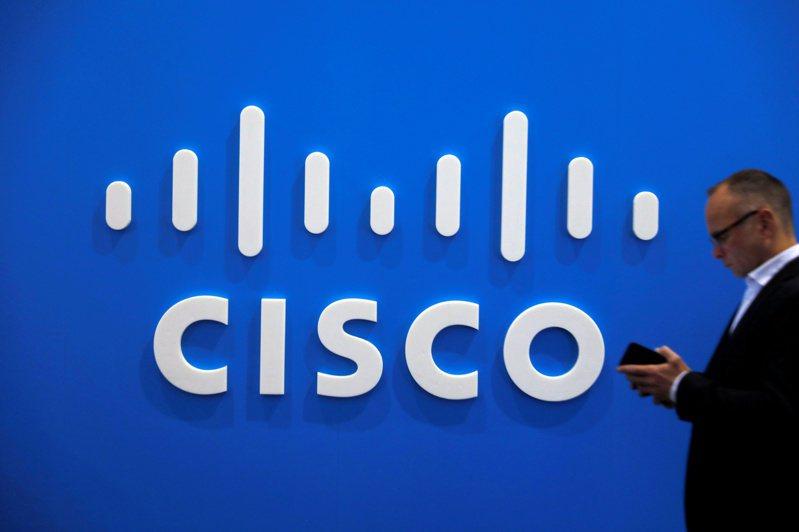 思科(Cisco)上季獲利優於預期。  路透