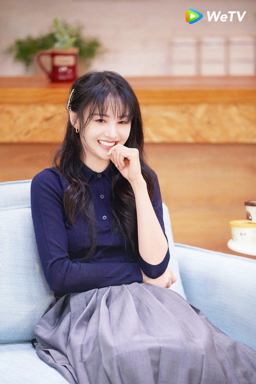 鄭爽自曝不想再演偶像劇。圖/WeTV提供