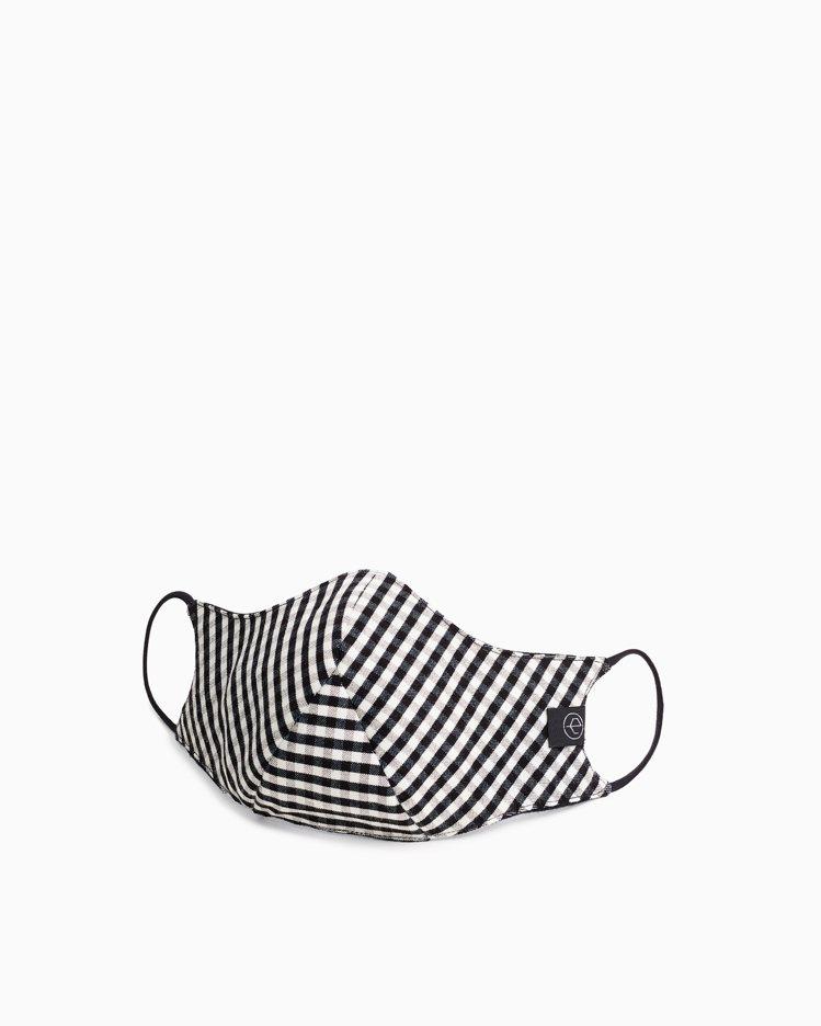 rag & bone限量版非醫療用Stealth Mask口罩,約905元。圖/...