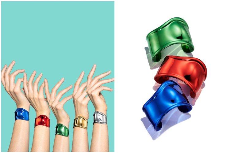 Tiffany & Co.推出Elsa Peretti Bone Cuff手環5...