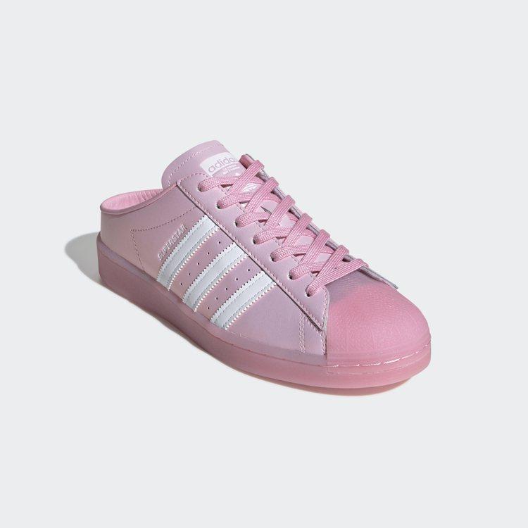 adidas Originals Superstar女裝MULE鞋2,890元。...