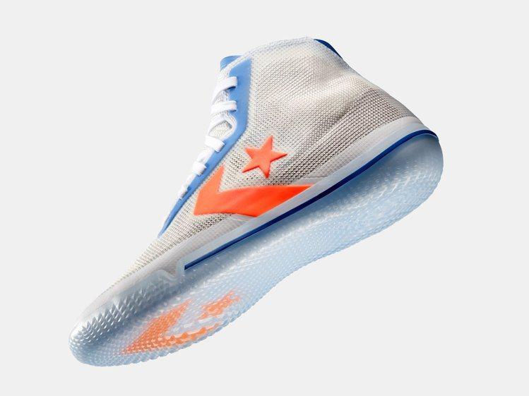 Converse Solstice系列All Star Pro BB高筒籃球鞋4...