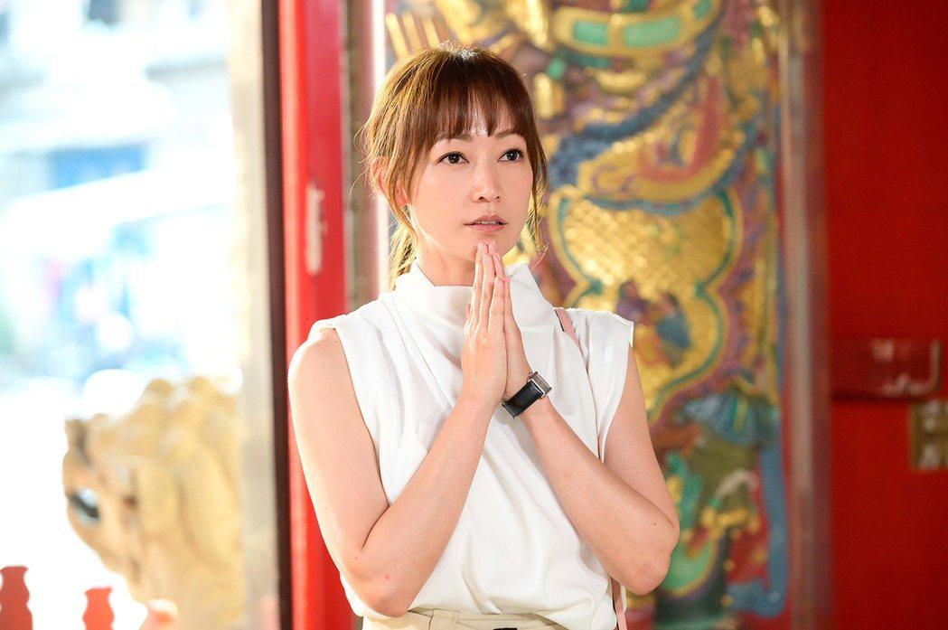 潘慧如加入「女力報到-最佳拍檔」劇組。圖/TVBS提供