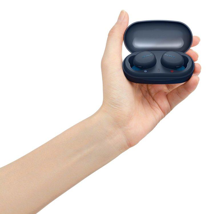 Sony WF-XB700重低音真無線藍牙耳機,建議售價3,990元。圖/Son...