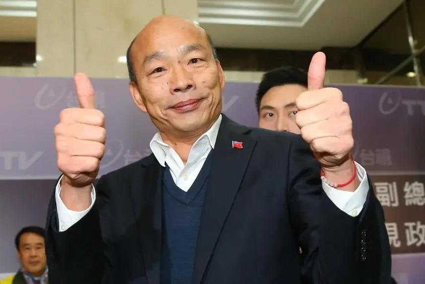 高雄市長韓國瑜。聯合報系資料照片