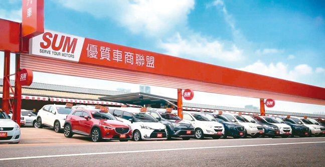 全台規模最大中古車聯盟品牌SUM,向消費者傳達購車時的「三大保證」、車輛售出後的...