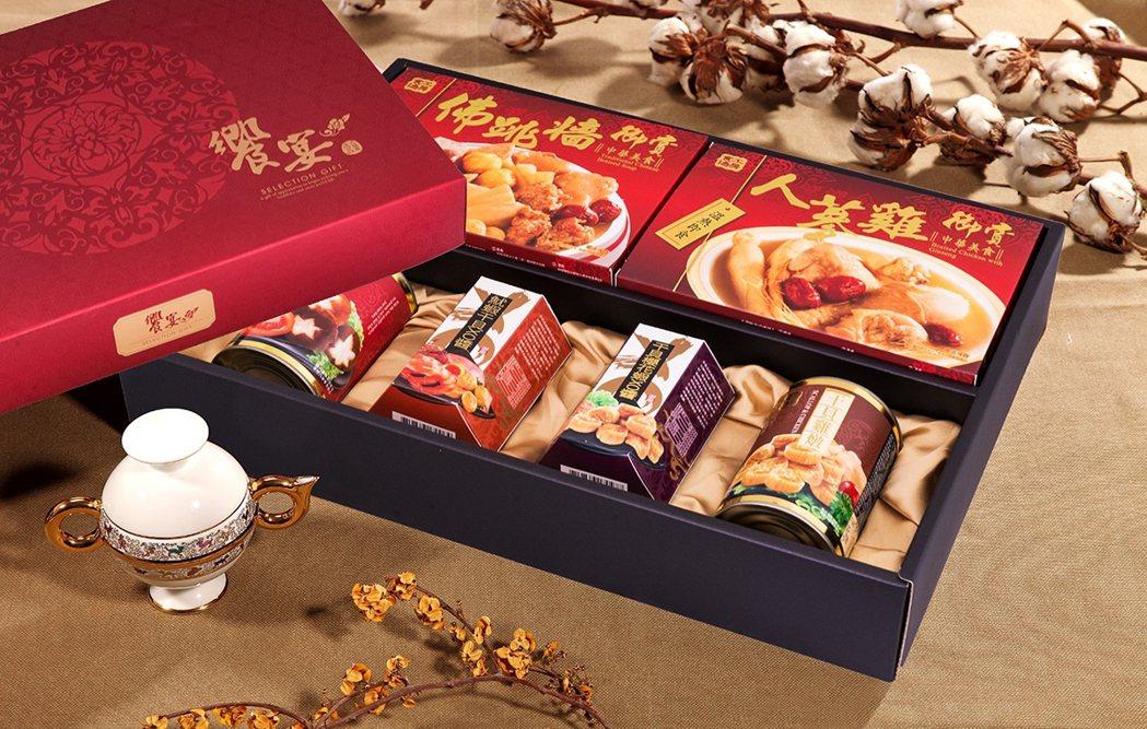 中秋節禮盒。大盛屋/提供