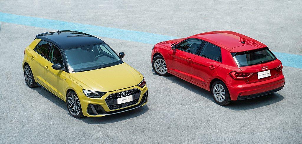 全新第二代Audi A1 Sportback導入30 TFSI、30 TFSI ...