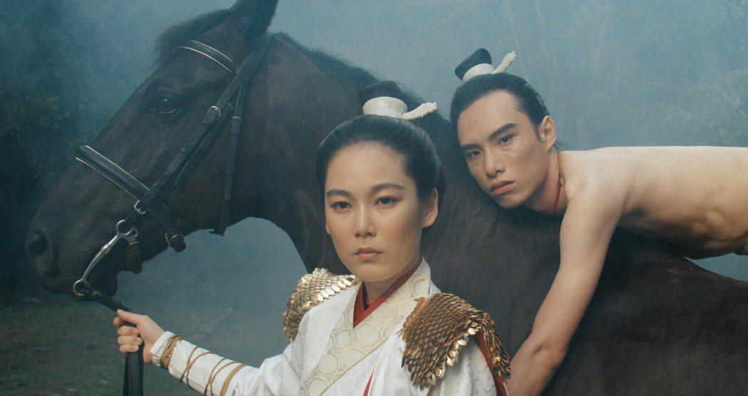 台灣藝術家蘇匯宇從1985年邱剛健製作的酷兒式的邪典電影獲得靈感,創作出視覺裝置...