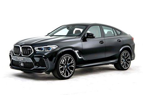 性能跑旅強勢來襲 新世代BMW X6 M售價698萬元起正式登台!