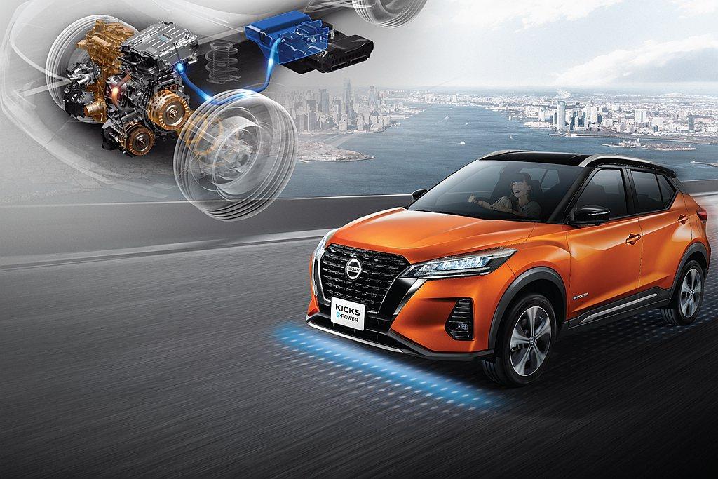 小改款Nissan Kicks的e-POWER動力技術,今年有機會導入台灣市場嗎...