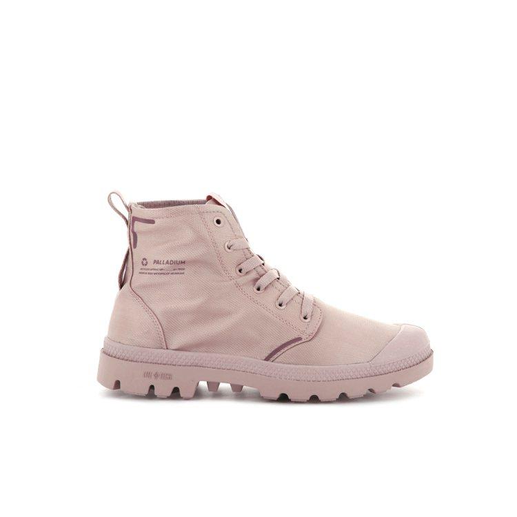 Palladium PAMPA LITE+ RCYCL WP+霧霜粉配色靴3,5...