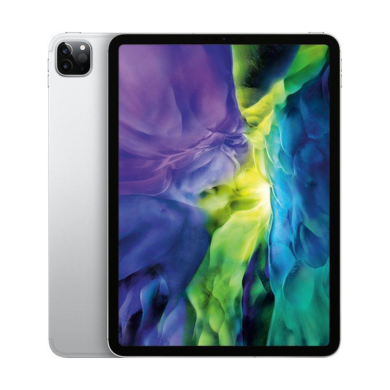 台灣大哥大即日起在全台myfone門市、官網及momo購物網、myfone購物陸續開賣新一代iPad Pro。圖/台灣大哥大提供