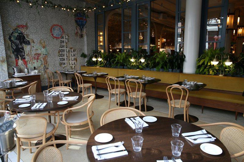 餐廳訂位網站Open Table預估,高達25%的美國餐廳將永遠關門大吉。路透