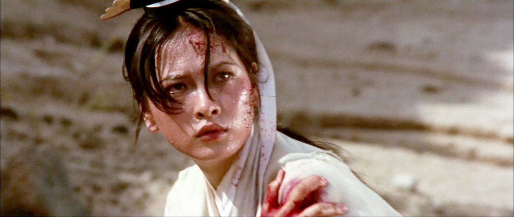 「俠女」揚威坎城影展45周年,本月將在台中再度登場。圖/海鵬提供