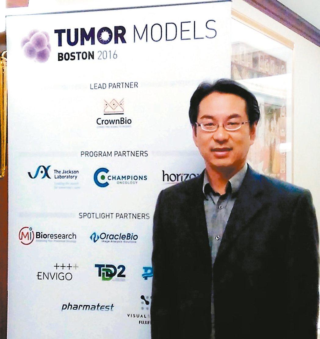 李岳倫 博士 圖/國家衛生研究院癌症研究所粒線體暨腫瘤微環境研究