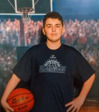 華盛頓州一名13歲少年因新冠病毒引發嚴重炎症。(擷自影片)