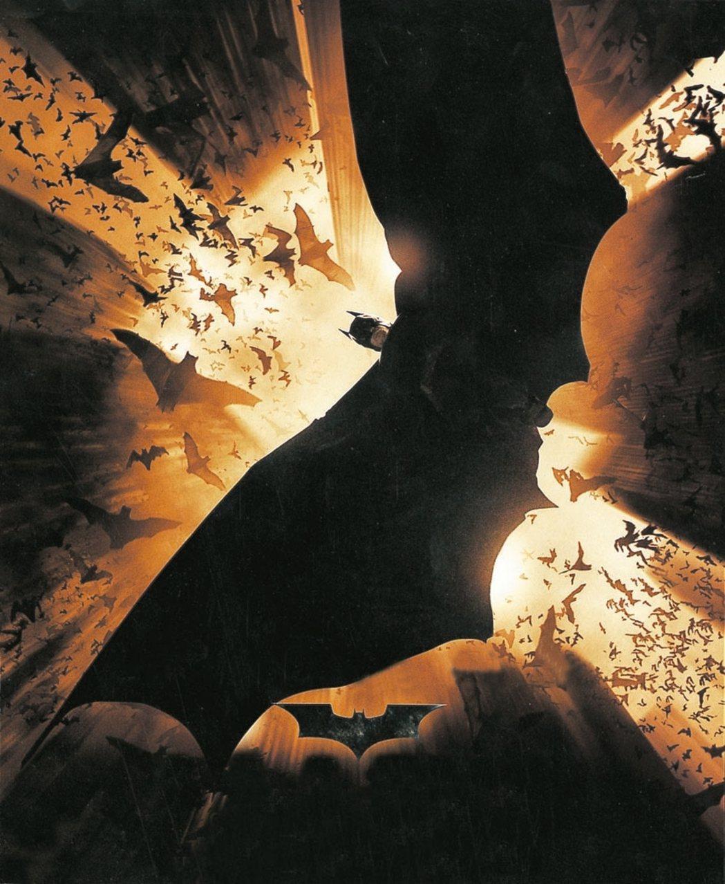 由克里斯多夫諾蘭執導的「黑暗騎士三部曲」將於5月底重返戲院。 圖/華納兄弟提供