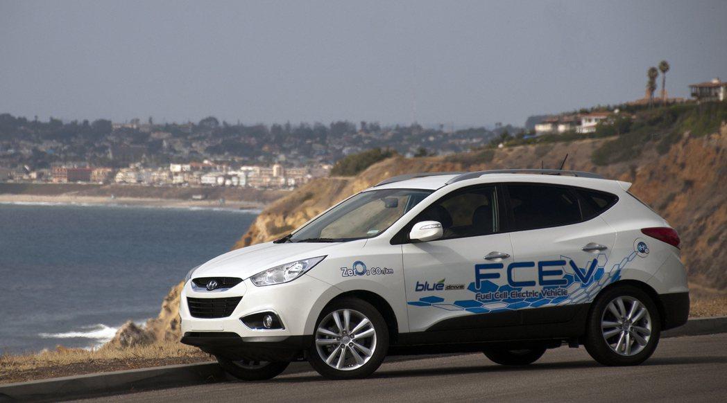 在第二代Hyundai Tucson時期,Hyundai還為其打造了一輛iX35...