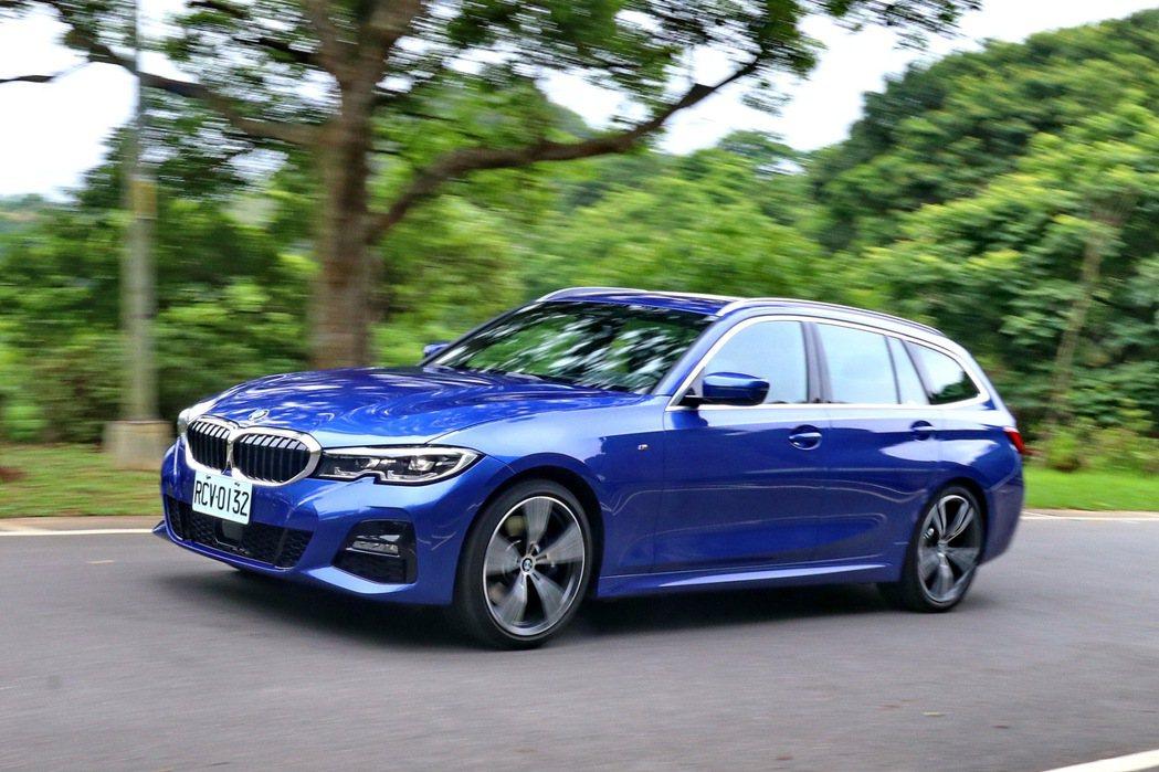 BMW 330i Touring M Sport擁有行雲流水的重心轉移及優異指向...