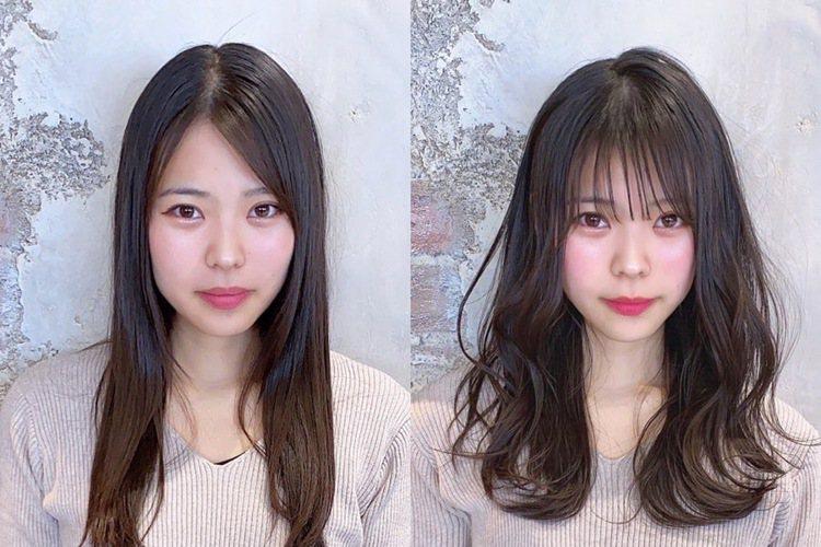 換了髮型,人也感覺不一樣了。圖/摘自tenhouo IG