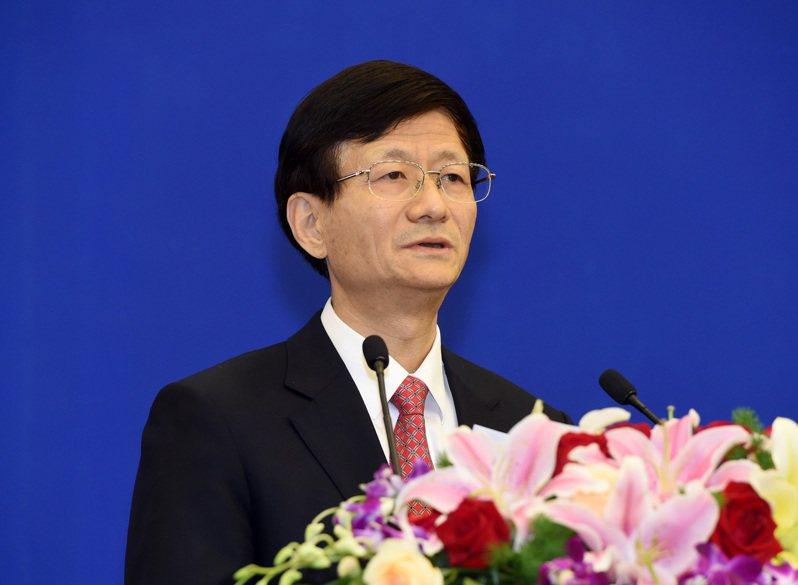 中共前政法委書記孟建柱5月3日下午被抓,在上海的多處房產都被抄家。中新社