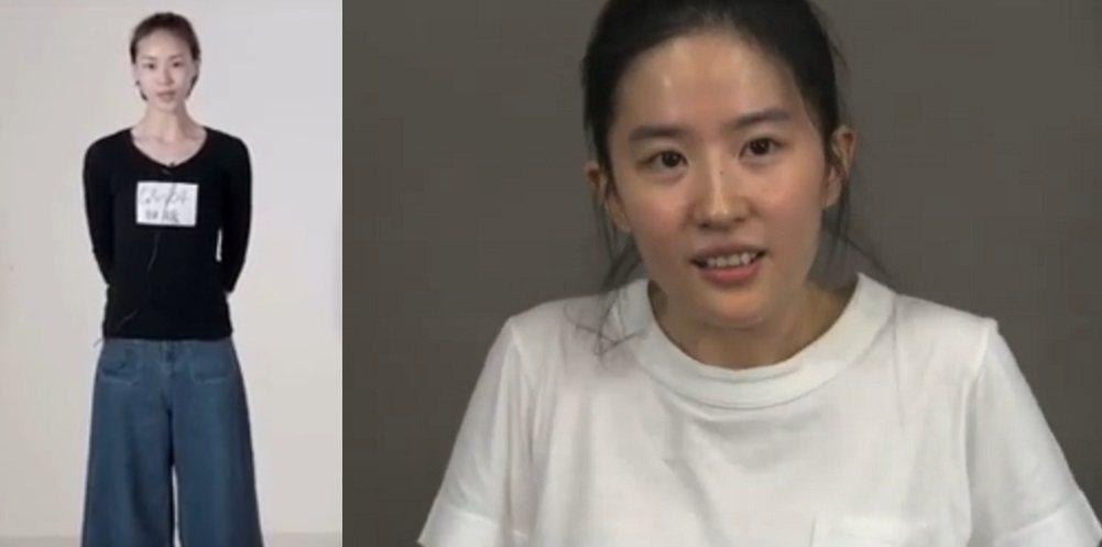 「花木蘭」導演最近主動發布鍾瑶(左)、劉亦菲等的試鏡畫面,炒熱話題。圖/摘自In...