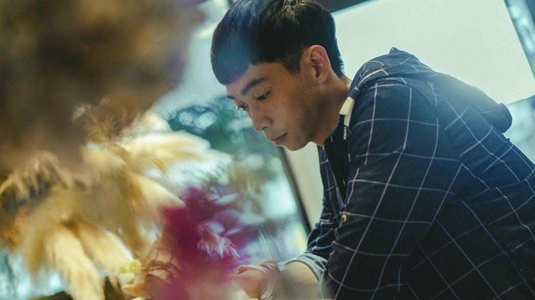 王可元在「若是一個人」戲中是一名暖男。圖/華視提供