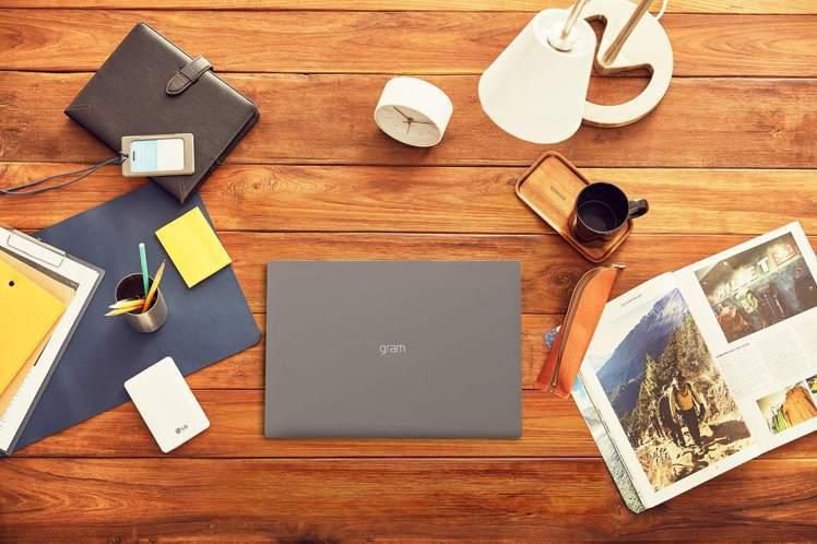 LG gram推出14、15、17吋共7種規格型號,滿足不同消費者需求。圖/LG...