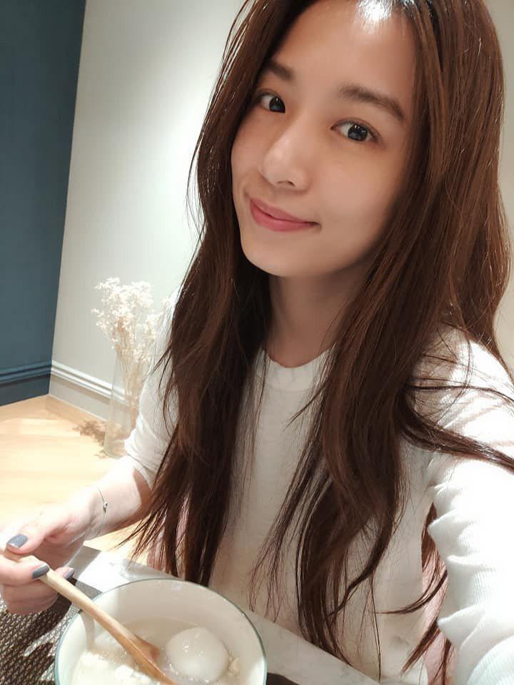 田馥甄3月時剛過37歲生日。圖/摘自臉書