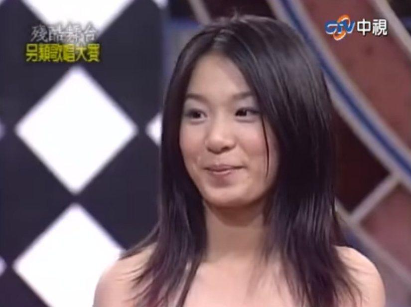 田馥甄17歲時模樣曝光,與現在幾乎無異。圖/摘自臉書