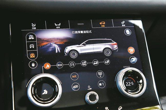 縱使偏向性能設定,但Land Rover Range Rover Vela SV...