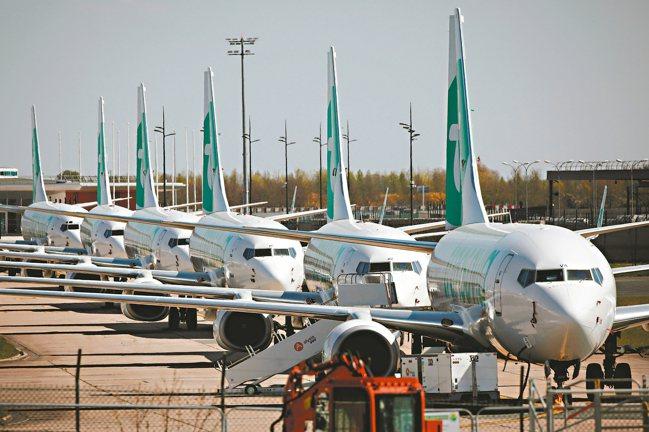 到兩個月前,波音(Boeing)的代表前往華府,懇請當局提供600億美元紓困金給...