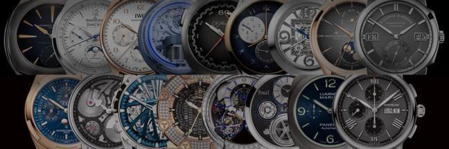 Watches&Wonders表展改於線上舉辦虛擬表展。 圖/FHH提供