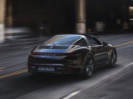 911三重奏壓軸篇章 Porsche 911 Targa售價792萬起