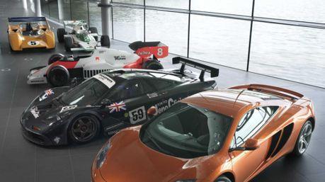 McLaren申請紓困金未果 將旗下研發中心和經典賽車抵押貸款!