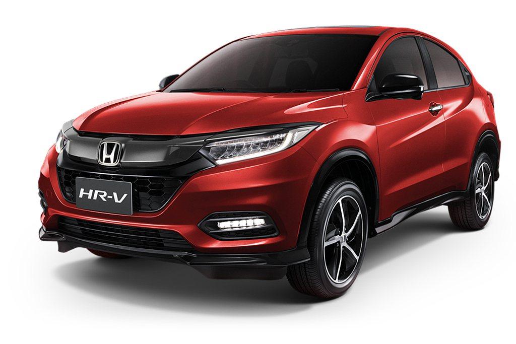 面對國產跨界休旅的激烈競爭,台灣本田有意推出Honda HR-V 1.8 RS新...
