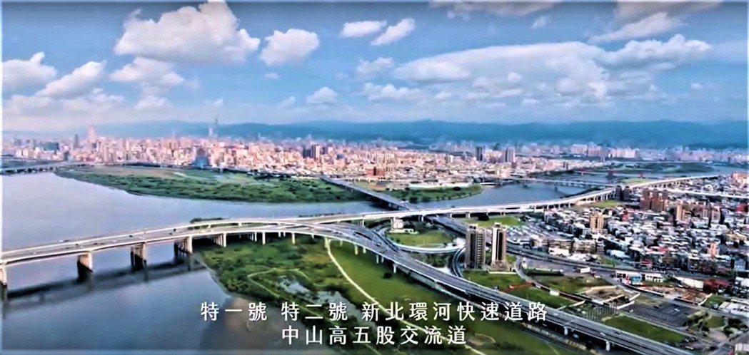 新莊與台北市僅一橋之隔,因高價差的誘因,成為聰明購屋新選擇。圖/富都新機構提供